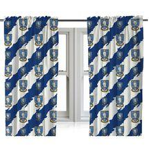 Multi Crest 72inch Curtains