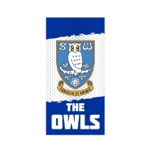 SWFC Digital Beach Towel