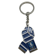 SWFC Scarf Key Ring
