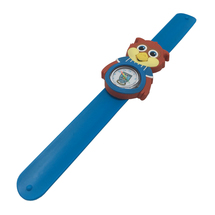 Snap Band Barney Owl Watch