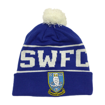 Jacquard Bobble Hat SWFC
