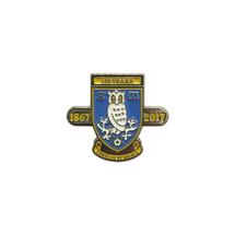 Crest 150th Anniversary Badge