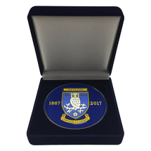 Boxed 150th Anniversary Medal