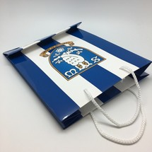 SWFC Striped Gift Bag