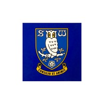 SWFC Crest Car Sticker