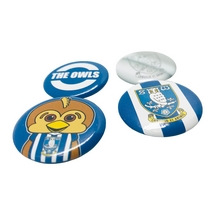 SWFC Button Badge 4 Pack