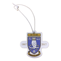 Mini Air Freshener 150th Crest