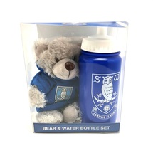 Bear and Water Bottle Gift Set