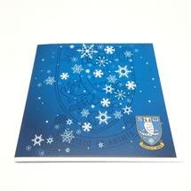 Snowflake Xmas Card
