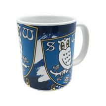 Three Large Crests Mug