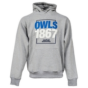 Billy Hoody Grey