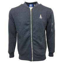 Techno Zip Fleece Navy
