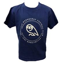 Caspar Boys Retro Logo T-Shirt
