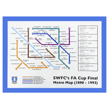 The Owls Cup Final Metro Map