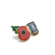 SWFC Poppy Lapel Badge