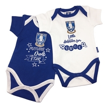 Star 2 Pack Bodysuit