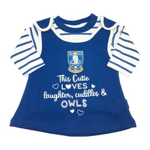 Owls Pinafore Set