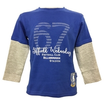 Sheff Wed Long Sleeve Tee