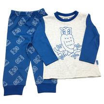 Boys Crest Pyjamas
