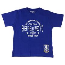Boys Sheff Wed FC Tee