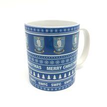 SWFC Fairisle Mug