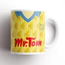 1991 Away Retro Mug