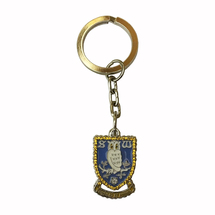 Diamanti Crest Key Ring