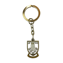 Crest Hollow Key Ring