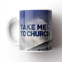 Take Me To Church Mug
