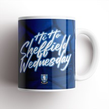 Hi Ho Sheffield Wednesday Mug