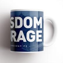 Wisdom and Courage Mug