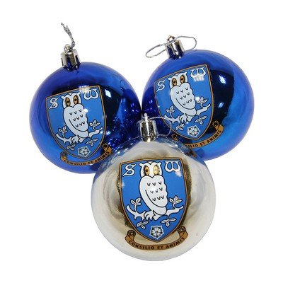 Christmas Baubles 3 Pack