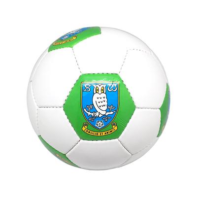 SWFC Green/White Crest Ball