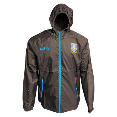 20/21 Rain Jacket Black