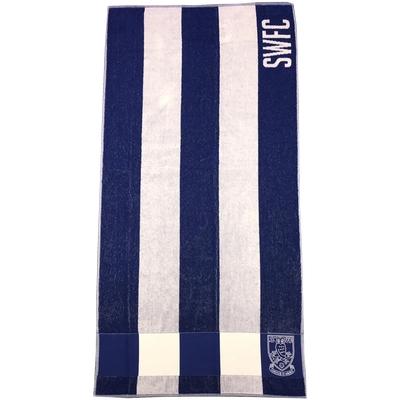 Striped Jacquard Towel