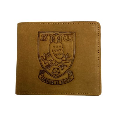 SWFC Brown Leather Wallet