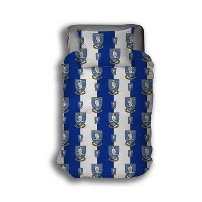 Toddler Duvet Stripes/Logo