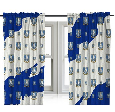 Tear 54 Inch Curtains
