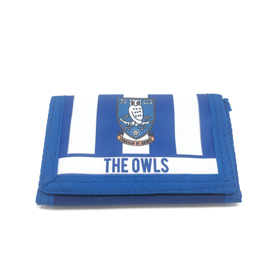 The Owls Velcro Wallet