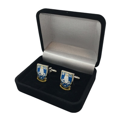 Crest Cufflinks Colour