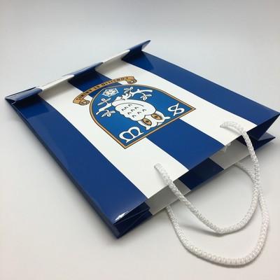 SWFC Striped Gift Bag