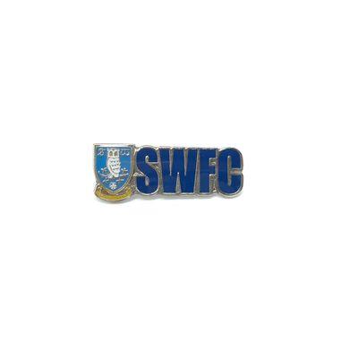 Crest SWFC Pin Badge