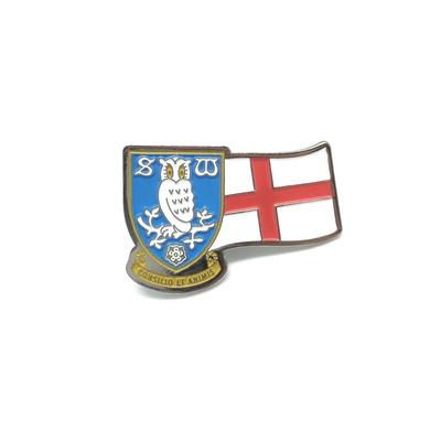 SWFC England Pin Badge