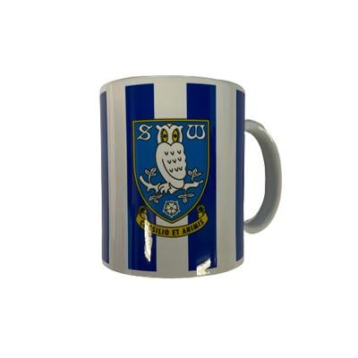 Crest Striped Mug + Easter Egg