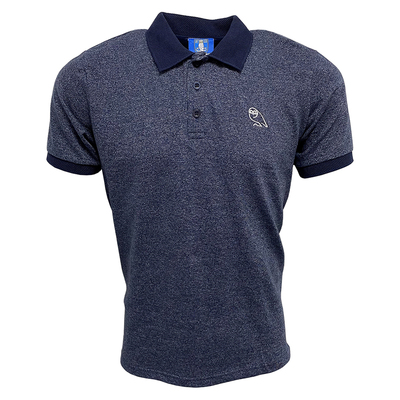 Leo Retro Logo Polo Shirt