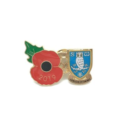 2019 Poppy Lapel Badge
