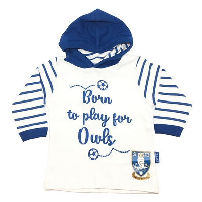 Owls Hooded Top and Pants