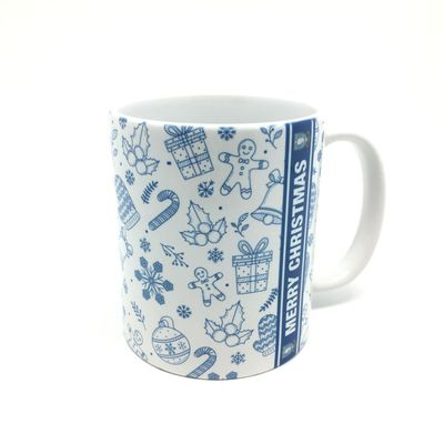 SWFC Christmas Theme Mug