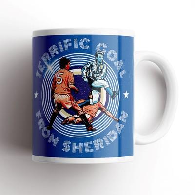 91 Sheridan Goal Mug