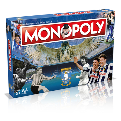 Monopoly SWFC 150th Edition